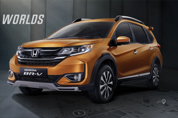 All New BR-V
