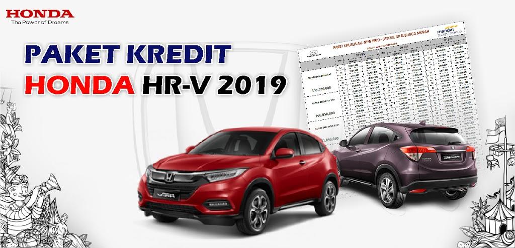 Kredit Honda HR-V Kudus 2019