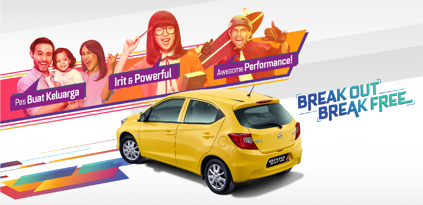 Spesifikasi Honda Brio Kudus, All New Honda Brio satya, All New Honda Brio Rs